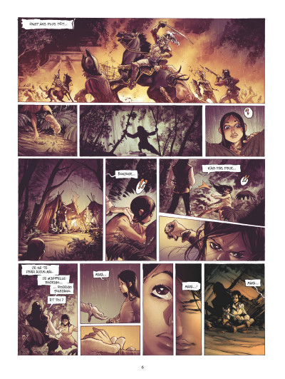 Page 1 Traqueurs tome 2