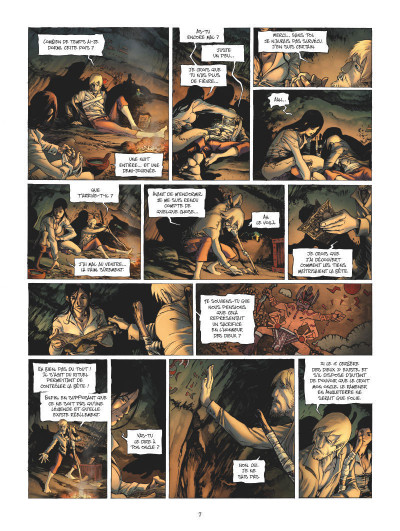 Page 2 Traqueurs tome 2