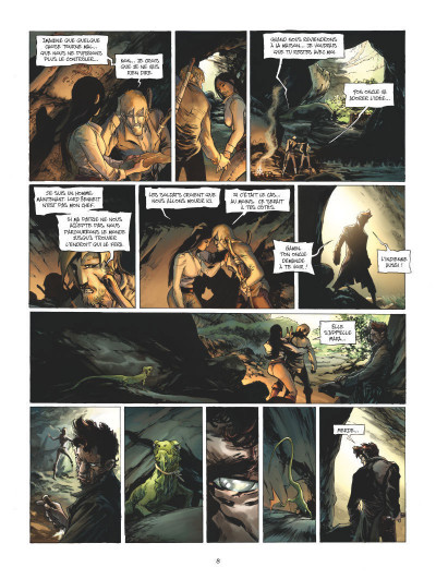 Page 3 Traqueurs tome 2
