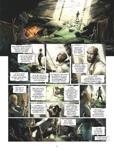 Page 4 Traqueurs tome 2