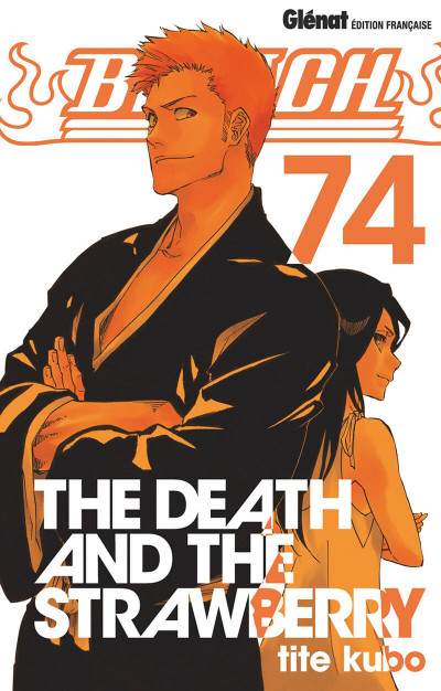 Couverture Bleach tome 74