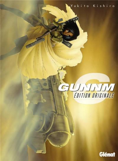 Couverture Gunnm - édition originale tome 6
