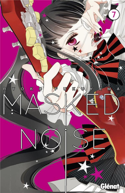 Couverture Masked noise tome 7