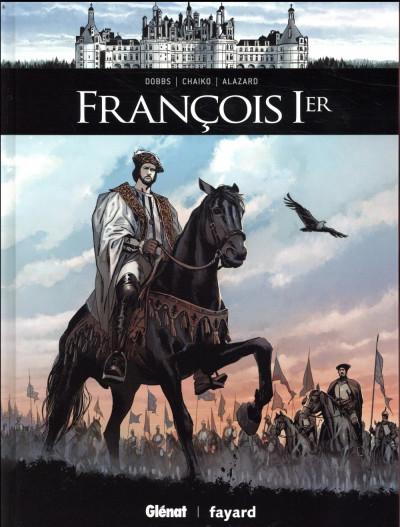 Couverture François Ier