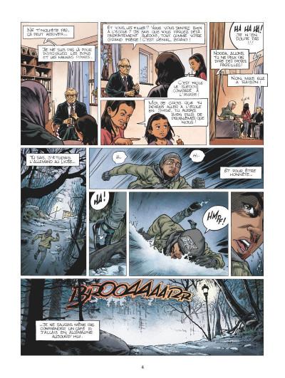 Page 2 Le chant des runes tome 3