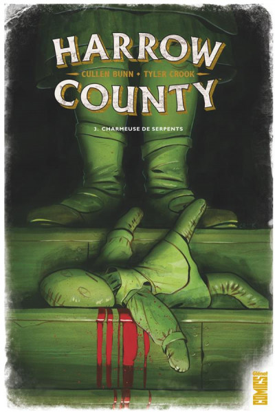 Couverture Harrow county tome 3