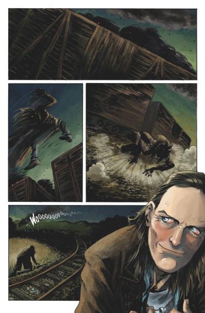Page 1 Harrow county tome 3