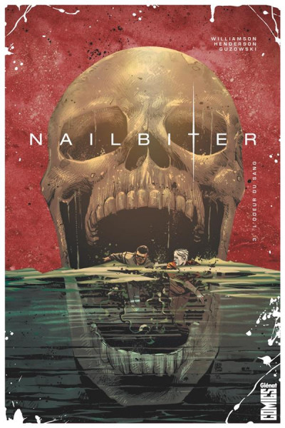 Couverture Nailbiter tome 3