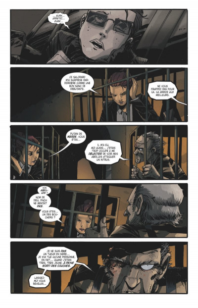 Page 5 Nailbiter tome 3