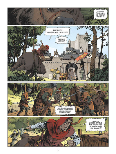 Page 2 Conan le Cimmérien - La citadelle écarlate