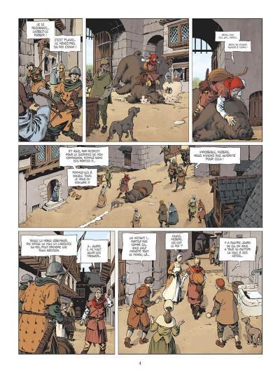 Page 3 Conan le Cimmérien - La citadelle écarlate