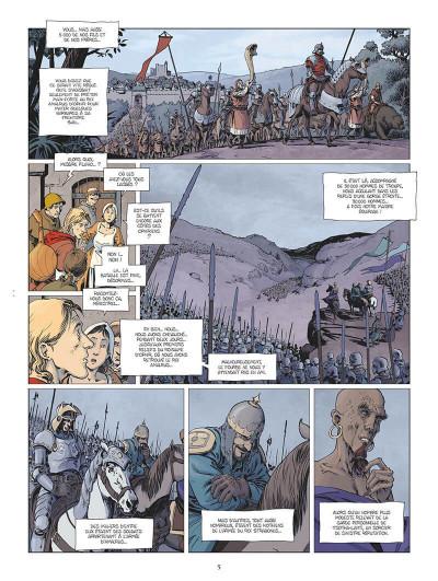 Page 4 Conan le Cimmérien - La citadelle écarlate
