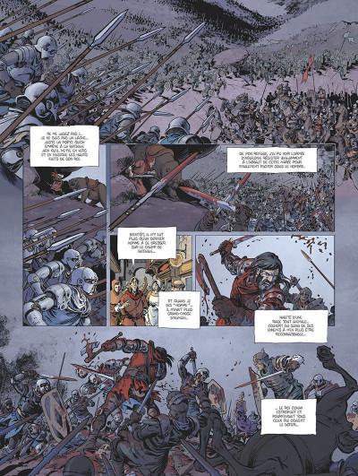 Page 5 Conan le Cimmérien - La citadelle écarlate