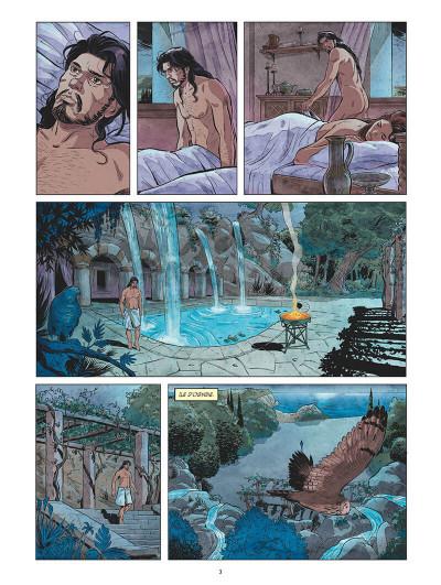 Page 6 L'odyssée tome 3
