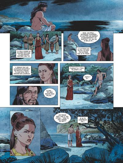 Page 8 L'odyssée tome 3