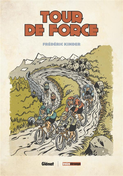 Couverture Tour de force