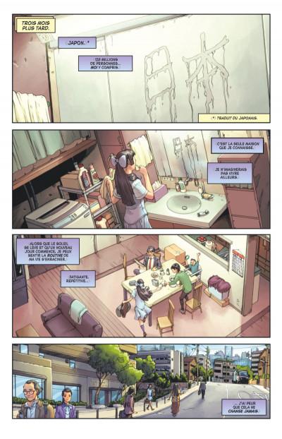 Page 1 Wayward tome 2