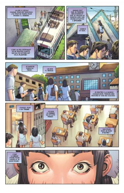 Page 3 Wayward tome 2