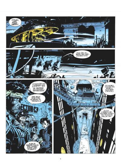 Page 1 Dans l'ombre du soleil - intégrale