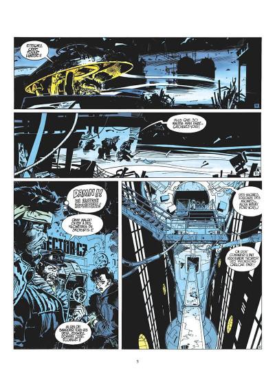 Page 6 Dans l'ombre du soleil - intégrale