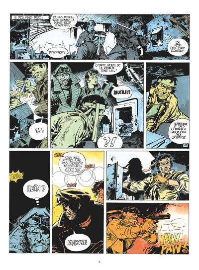 Page 7 Dans l'ombre du soleil - intégrale