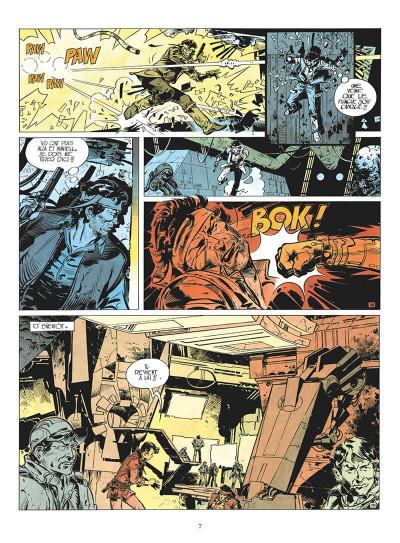 Page 8 Dans l'ombre du soleil - intégrale