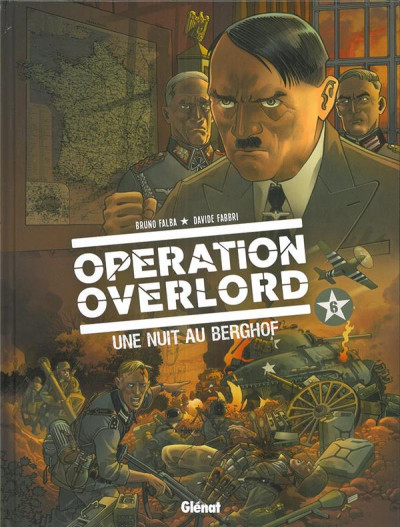 Couverture Opération overlord tome 6