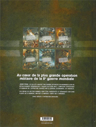Dos Opération overlord tome 6