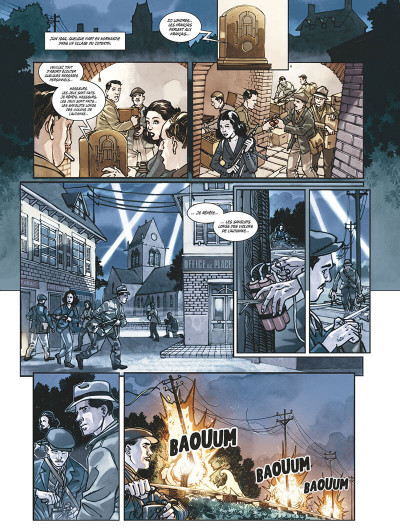 Page 2 Opération overlord tome 6