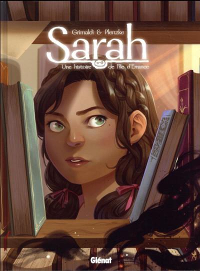 Couverture Sarah - une histoire de l'île d'Errance