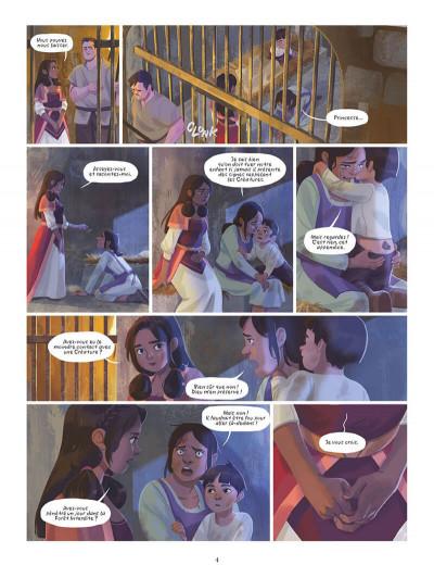 Page 7 Sarah - une histoire de l'île d'Errance