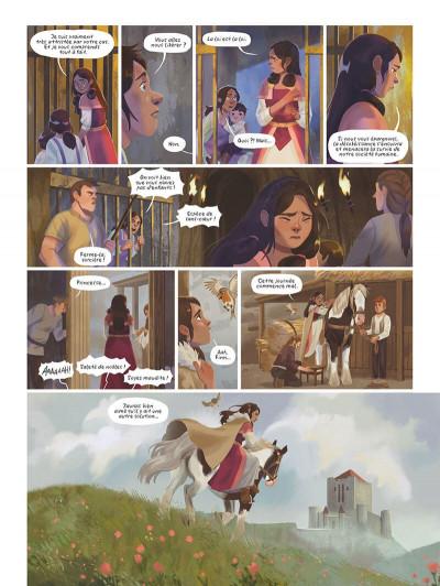 Page 8 Sarah - une histoire de l'île d'Errance