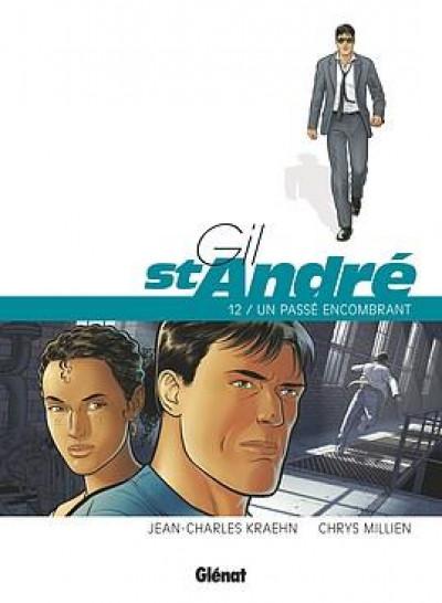 Couverture Gil Saint-André tome 12
