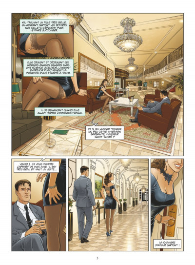 Page 1 Gil Saint-André tome 12