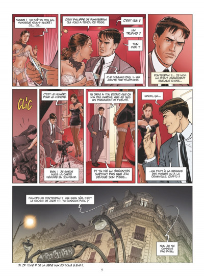 Page 3 Gil Saint-André tome 12