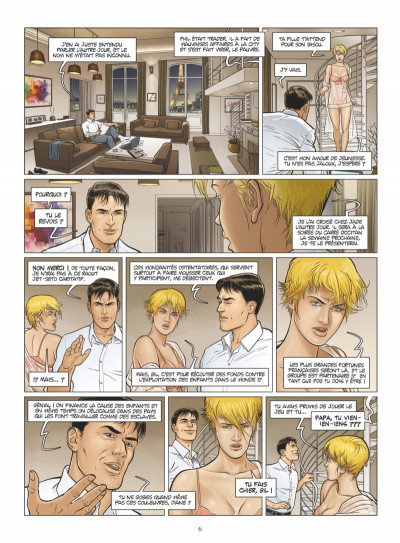 Page 4 Gil Saint-André tome 12