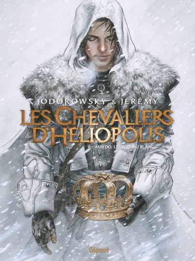 Couverture Les chevaliers d'Héliopolis tome 2