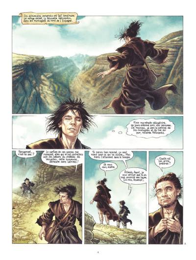 Page 2 Les chevaliers d'Héliopolis tome 2