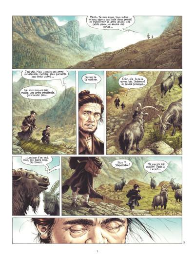 Page 3 Les chevaliers d'Héliopolis tome 2