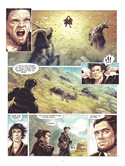 Page 4 Les chevaliers d'Héliopolis tome 2