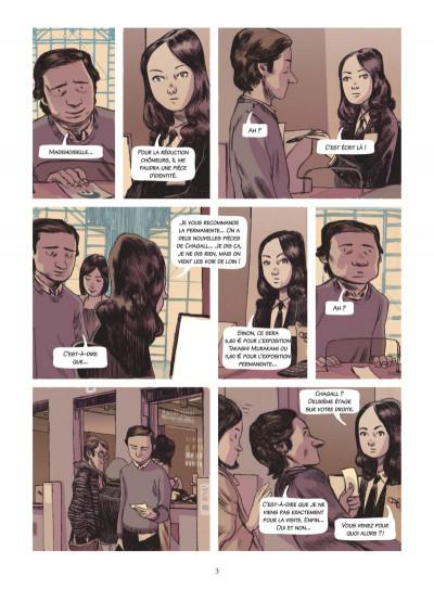 Page 1 Le syndrome de Stendhal