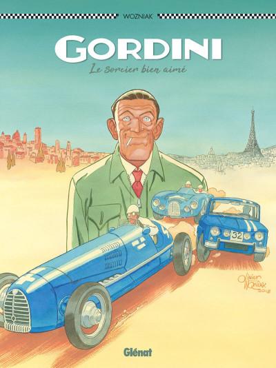 Couverture Gordini, le sorcier bien aimé