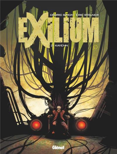 Couverture Exilium tome 2