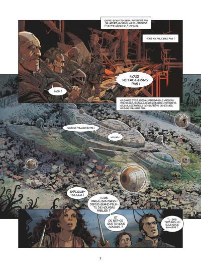 Page 3 Exilium tome 2