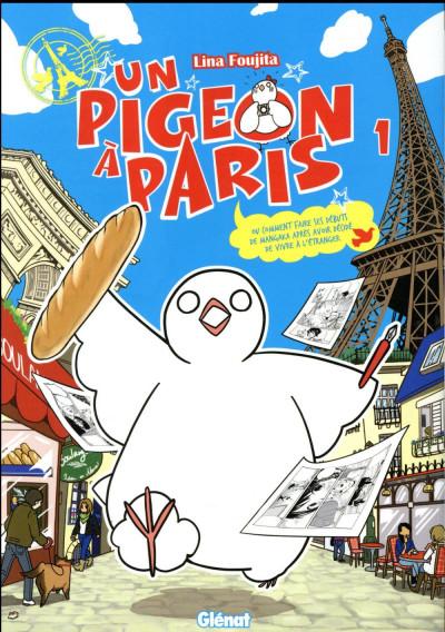 Couverture Un pigeon à Paris tome 1