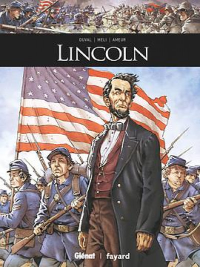 Couverture Abraham Lincoln