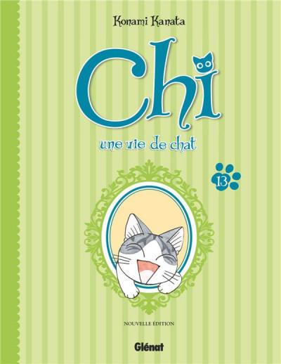 Couverture Chi - Une vie de chat - grand format tome 13