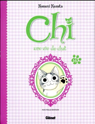 Couverture Chi - Une vie de chat - grand format tome 14