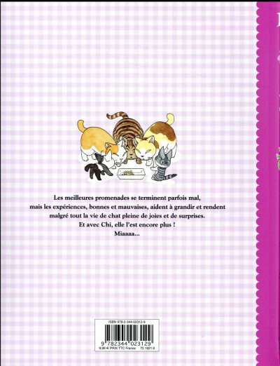 Dos Chi - Une vie de chat - grand format tome 14