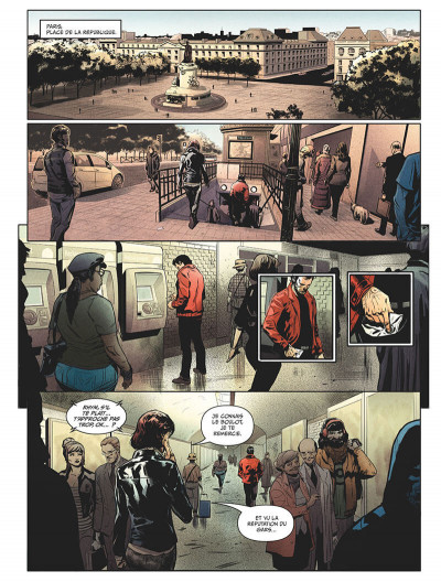 Page 8 L'agent